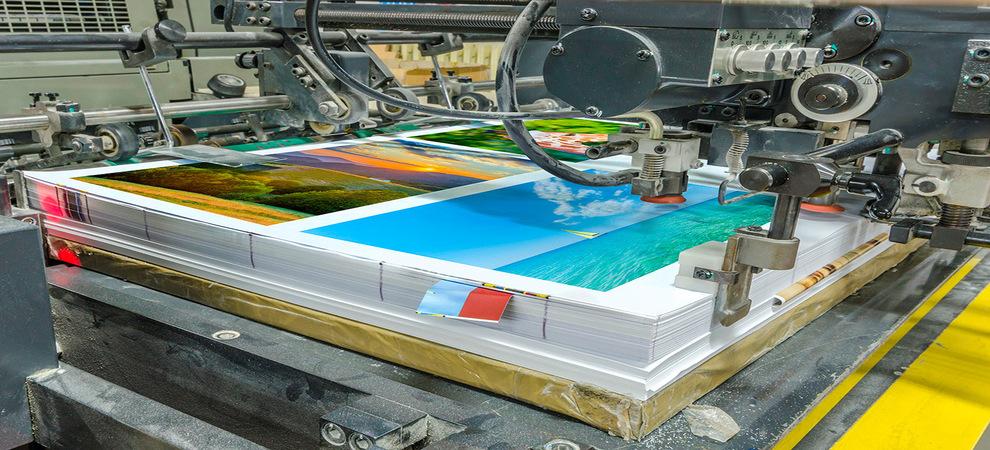 наружная печать на бумаге воронеж