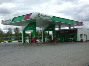 Облицовка АЗС в Воронеже