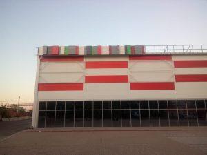 Вентфасад в Воронеже