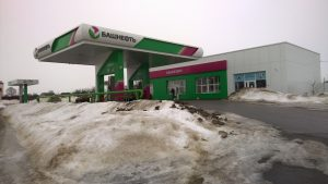 АЗС облицовка в Воронеже